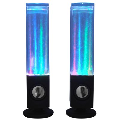 iWater Music Dancing Speakers Pic 1 (Monsterstuff)