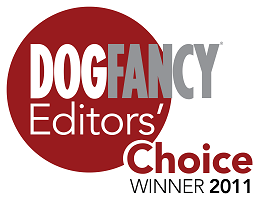 Dog Fancy Editors' Choice Award 12/01/2011