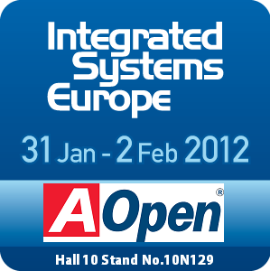 ISE AOpen Stand No. 10N129
