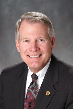 Randy Berridge, FHTCC president