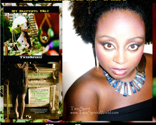 TwinSpirit Collage 2- My Beautiful Ugly