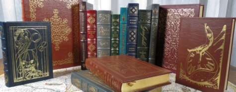 Modern Leather Bound Book Prizes