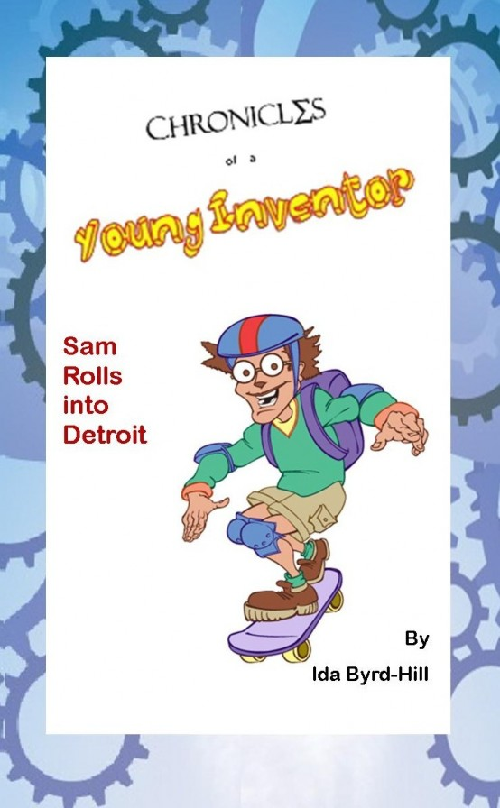 Chronicles of a Young Inventor Cover