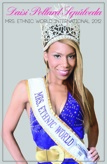 Daisi P.S., Mrs. Ethnic World Int. 2012