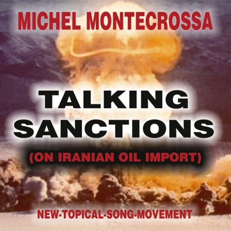 Michel Montecrossa's Single 'Talking Sanctions'