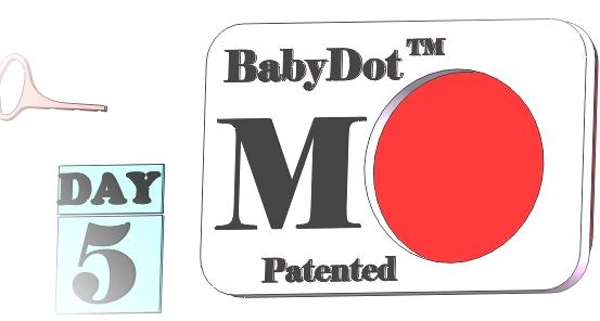 Baby Dot Expired