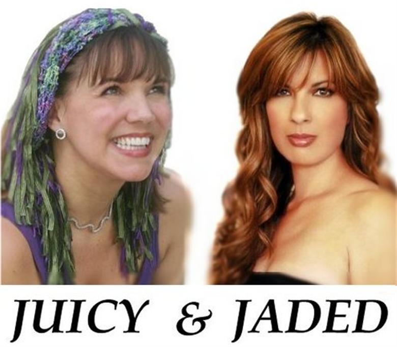 "Lisa McCourt and Barb Powell ""Juicy & Jaded"""