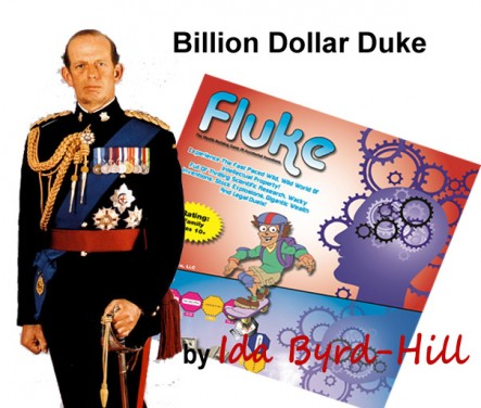 Billion dollar Duke Cover