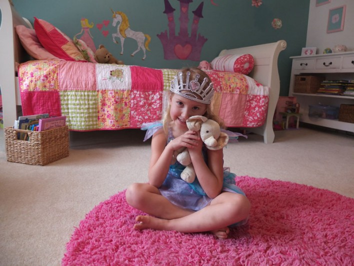 A Tennessee Girl Creates A Room Fit For A Princess