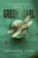 The Dragonfly Saga Book 1 - Green Pearl