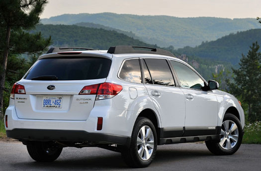 Lehman Subaru proudly presents the 2012 Subaru Outback
