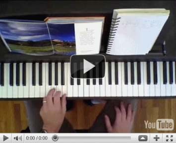 New Age Piano Lesson