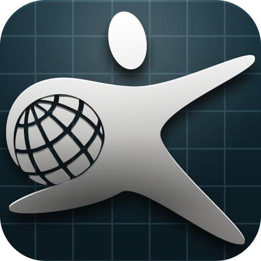 Mireo DONT PANIC App Logo