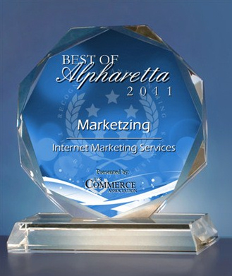 Marketzing Award