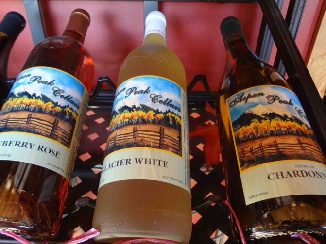 Award Winning Colorado's Aspen Peak Cellars