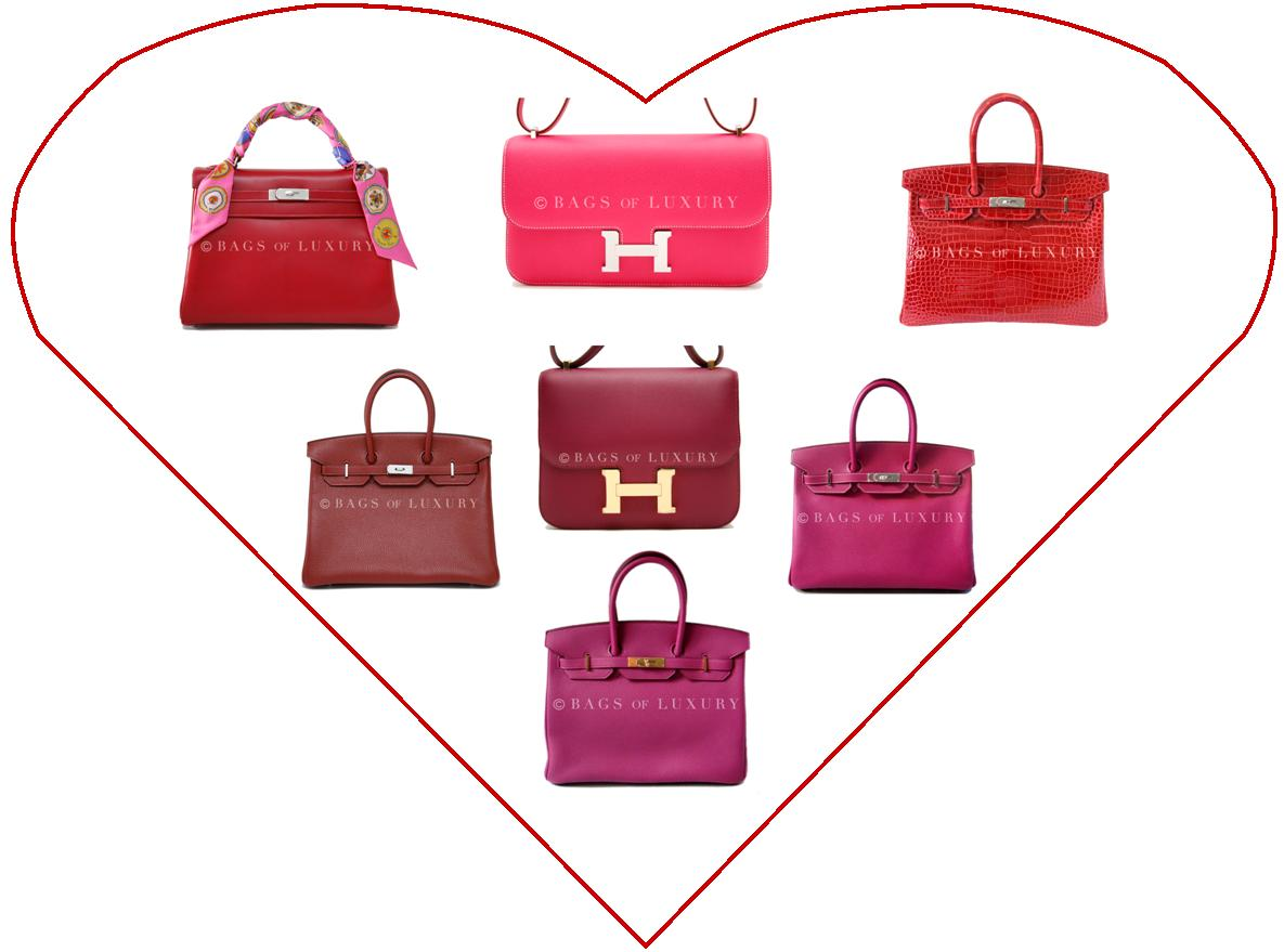 Hermes Bags: The PERFECT Gift for Valentines!