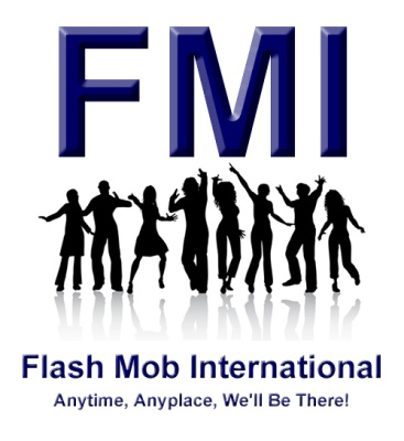 Flash Mob International logo