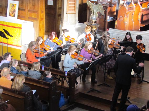 Bedales Musicians