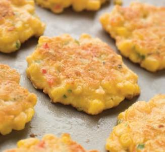 Pennsylvania Dutch Corn Fritters