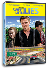 Sweet Little Lies DVD
