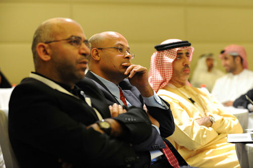 Audience at Abu Dhabi Innovation Forum
