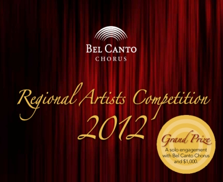 Bel Canto Chorus 2012 Regional Artists Competition