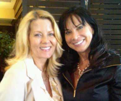 Healthy Actress Barbara Niven With Rev Julie Renee