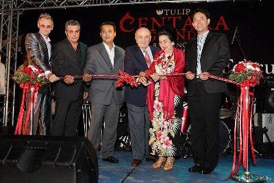 VIP Ribbon Cutting-