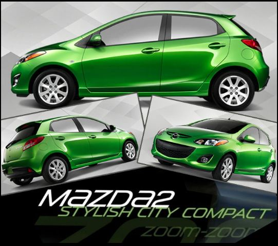 Mazda2 available at Cool Springs Mazda