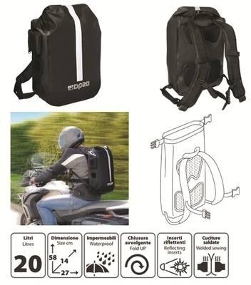 Shop4bikers waterproof rucksack