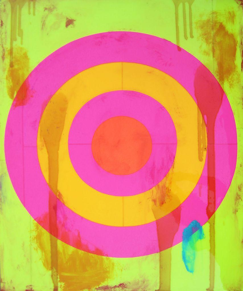 Beckman.PopTarget.(LimeGround).2011.32x40