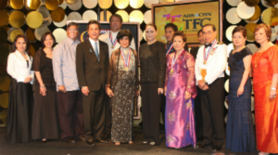 Gawad Geny Lopez Jr Bayaning Pilipino goes global
