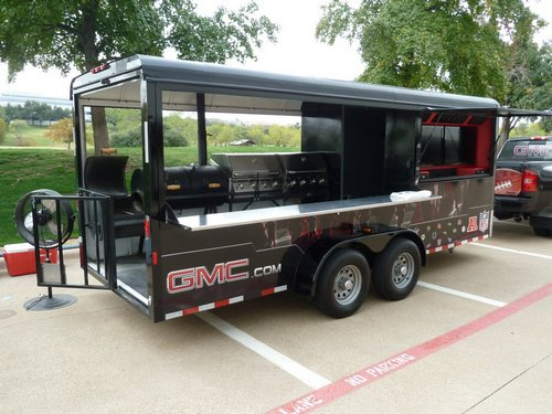 Mo Bbq Food Truck