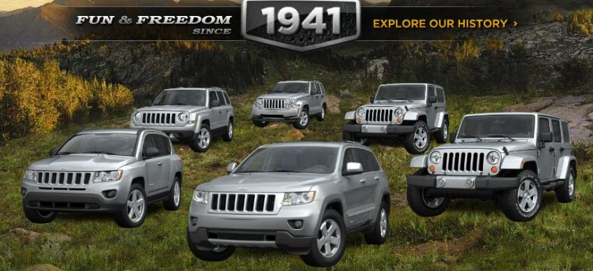 2012 Jeep, Chrysler Dodge Jeep Ram of Columbia