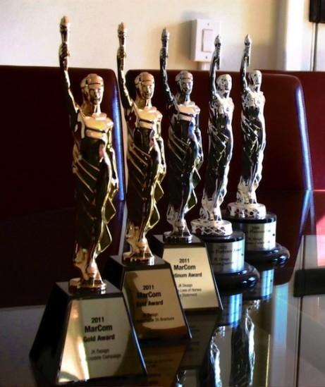 JK Design 2011 MarCom Awards