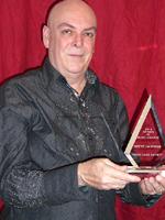 Stevie Hawkins Best Jazz Artist Award