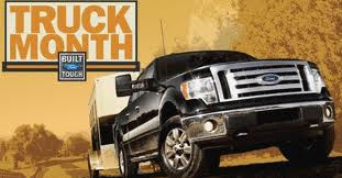 Ford Truck Month at Palm Bay Ford