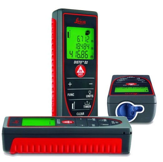 Laser Measuring Instruments : Leica disto d laser distance measuring device india by vp