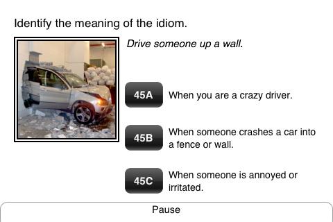 Figurative Idiom