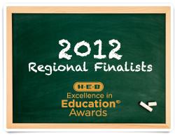 2012 Regional Finalists