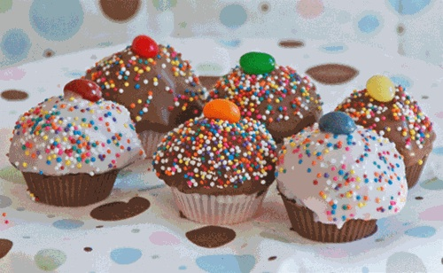 Cupcake Cake Truffle