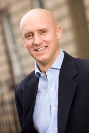 Alan Thornburrow, chief executive of SIO