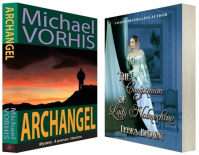 ARCHANGEL and THE COMPANION of LADY HOLMSHIRE