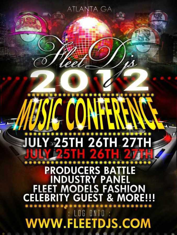 2012 MUSIC CONFERENCE