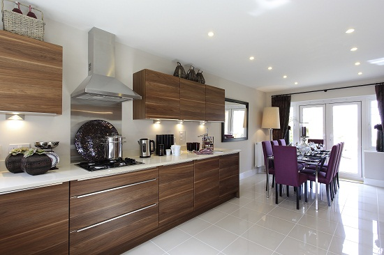 Linden launches new homes in gloucester prlog - New homes interior photos ...