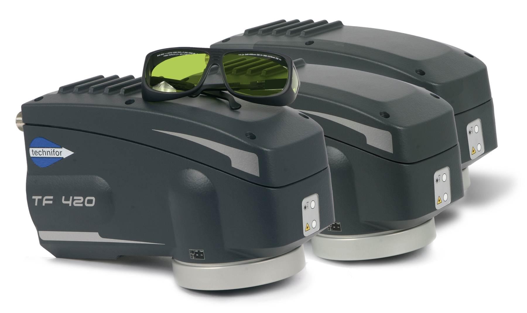 Technifor fiber laser range TF410 TF420 TF430