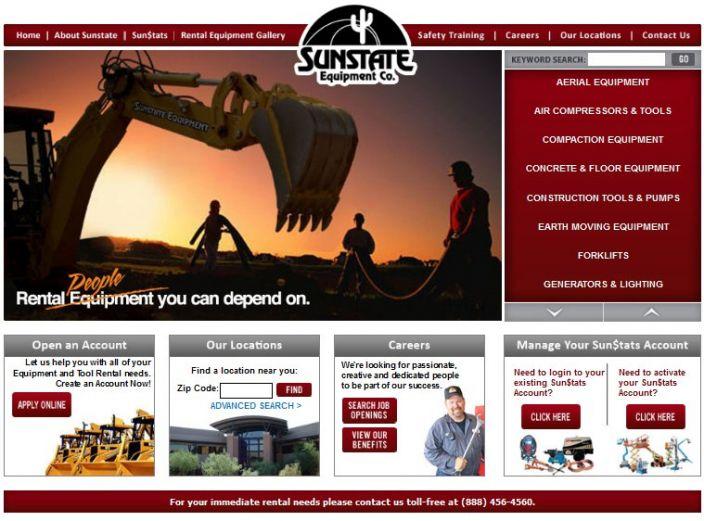 Construction Rental Equipment