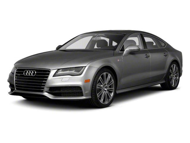 2012 Audi A7 Is Selected By Bloomberg News As Best