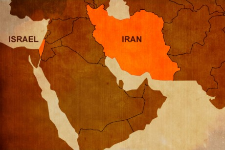 War like skirmishes to continue between iran and israel predicts iran israel map gumiabroncs Images