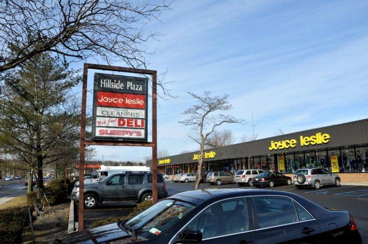 Hillside Plaza retail center, White Plains, NY